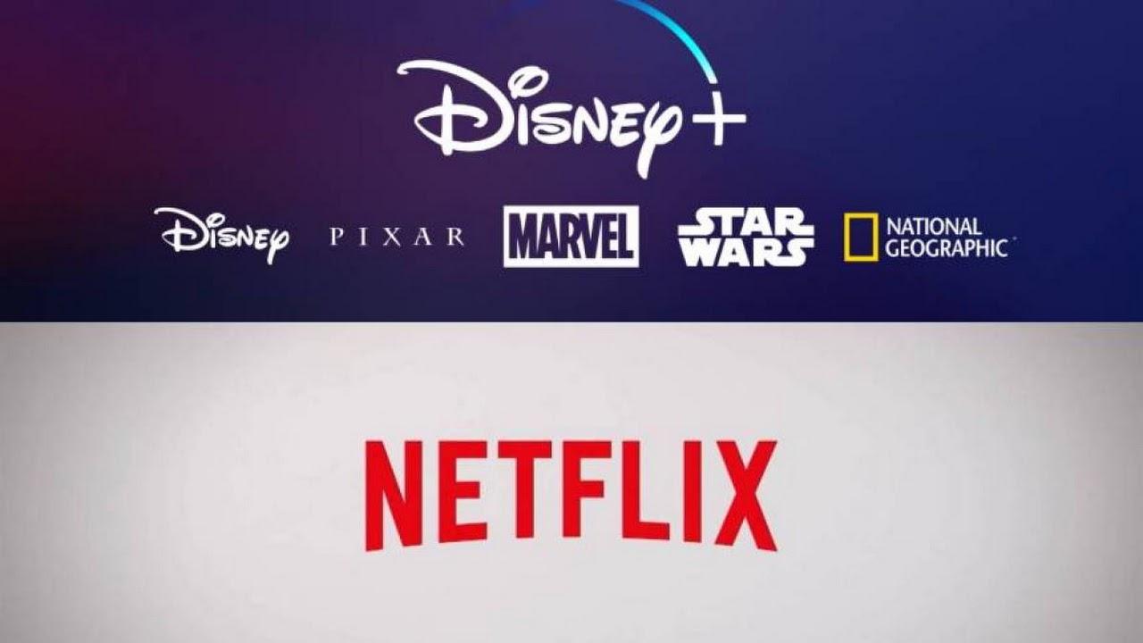 Netflix ainda tem uma grande vantagem sobre a Disney+