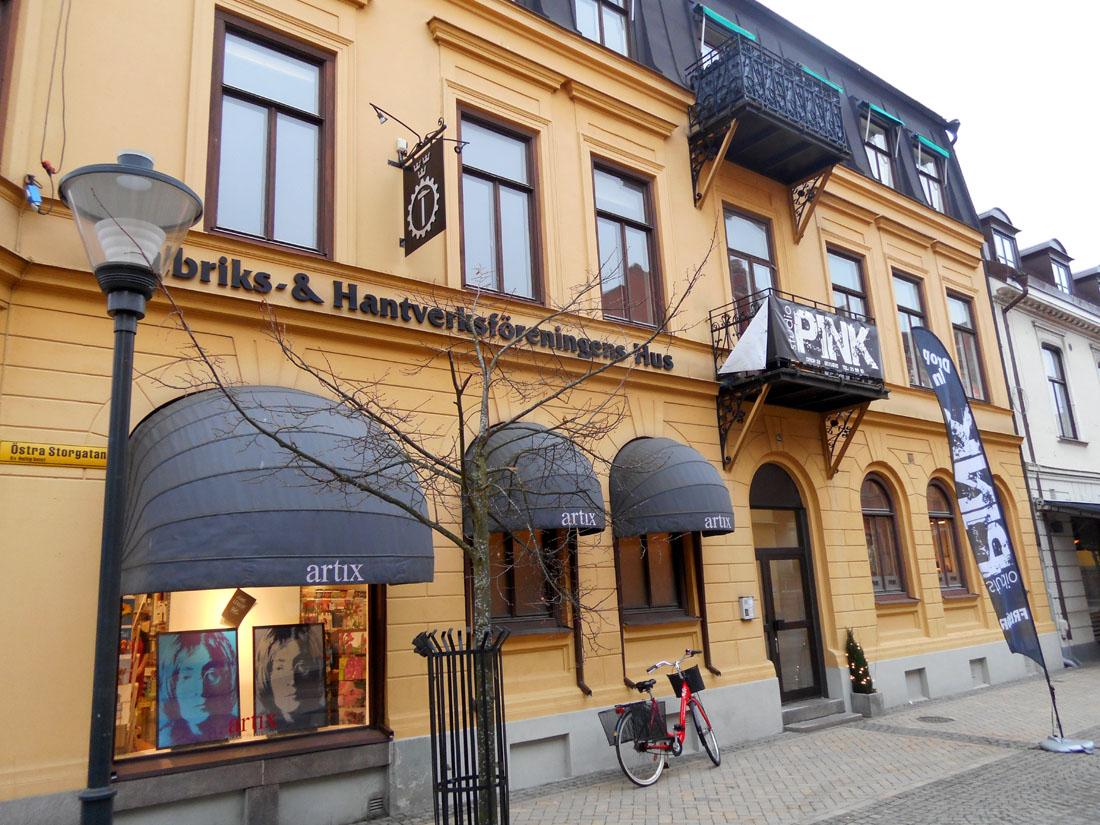 Östra Storgatan a kristianstad