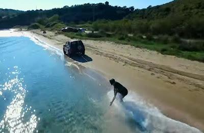 Θεσπρωτία: Μια διαφορετική εκδοχή του snowboard - το νέο βίντεο της Gorilla Entertainment