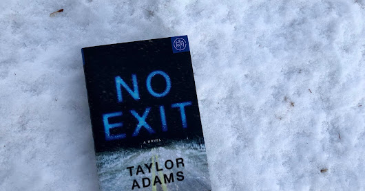 [Book Review] No Exit by Taylor Adams