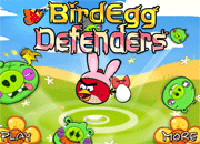 Bird Egg Defenders