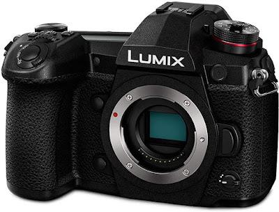 Panasonic Lumix DC-G9EC-K