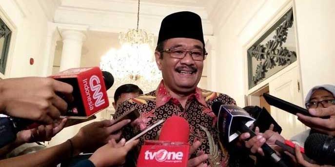 Macet Makin Parah, Djarot Janji 2020 Wajah Jakarta Berubah