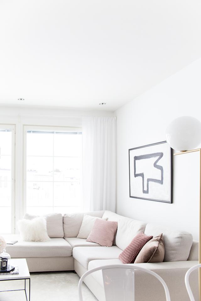 olohuoneen kevät sisustus, koti, interior