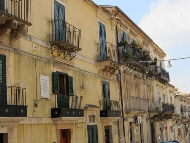 Noto, gele zandstenen gebouwen uit de baroktijd