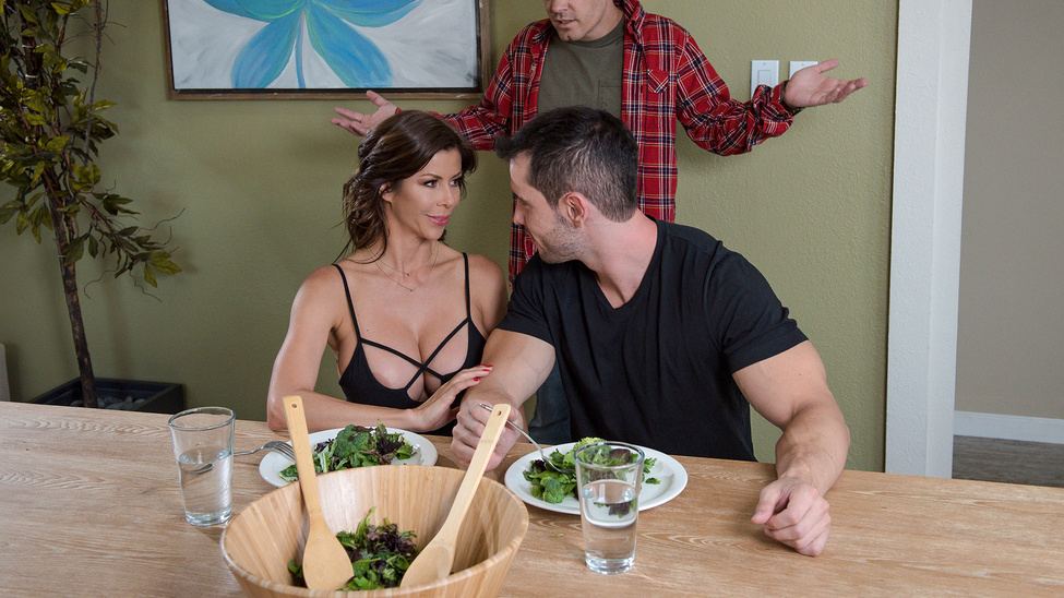Mommy Got Boobs – Alexis Fawx The Nest Is The Best