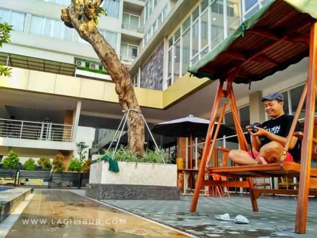 Kolam Renang Gets Hotel Semarang