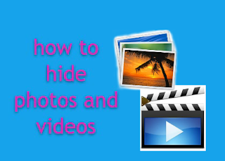 Mobile me photo/video hide kaise kare