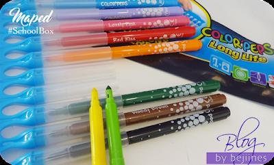 Rentrée scolaire : SchoolBox de Maped