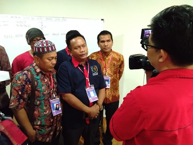 Ketua PWI Muba Terpilih Periode 2019-2022, Herlin Koisasi: PWI Muba Harus Lebih Baik