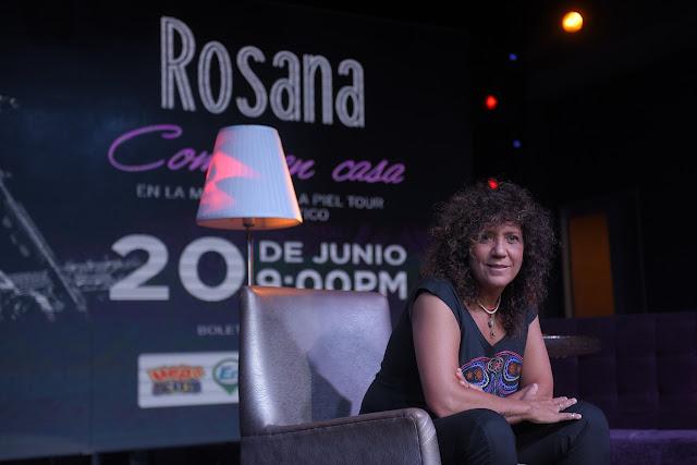 Artista. Rosana.