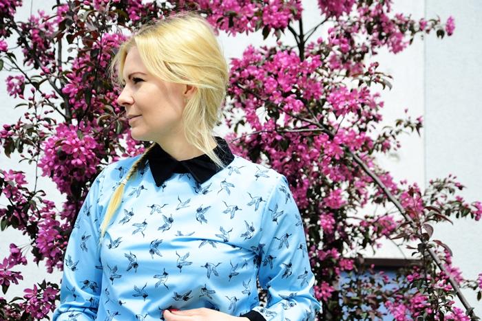 wiosna moda koszula