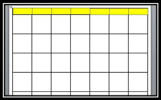 Are you tired of using the same educational calendar chart every year?  Make your own for less than $4.00!  Customize your chart with your own font preferences and select the paper color from your print shop's available options.  Learn how to make your own large display chart or use the free printable #calendar chart provided.  Save the file to your flash drive and take it to your local print store.  Never be stuck with a bent or torn calendar chart for the start of the school year again!