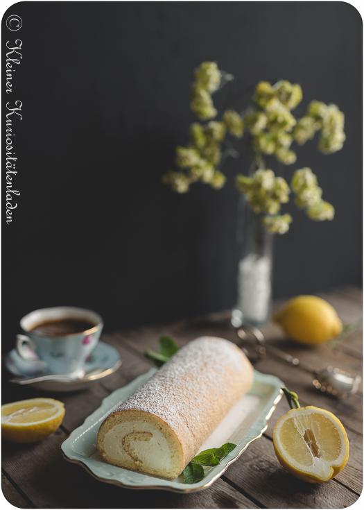 Zitronenrolle