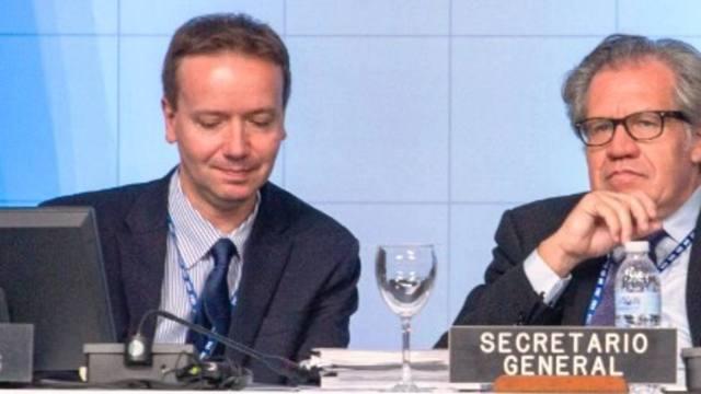 Decisión de sacar a Venezuela de la OEA refleja debilidad política