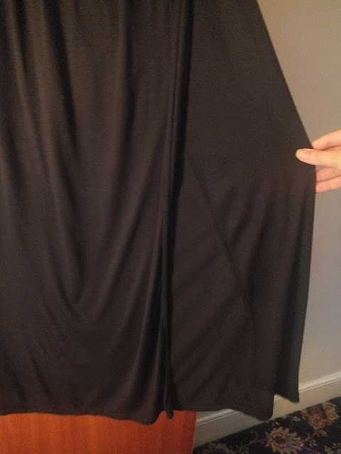 Warehouse Side Split Maxi Skirt