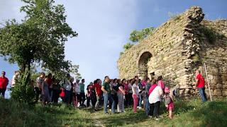 Με μεγάλη συμμετοχή ο καστρινός περίπατος στο Κάστρο του Διδυμοτείχου