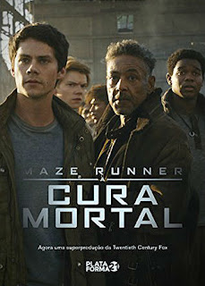 Maze Runner – A Cura Mortal Dublado Online