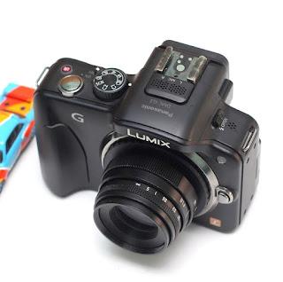 Jual Mirrorless Panasonic Lumix G3 bekas