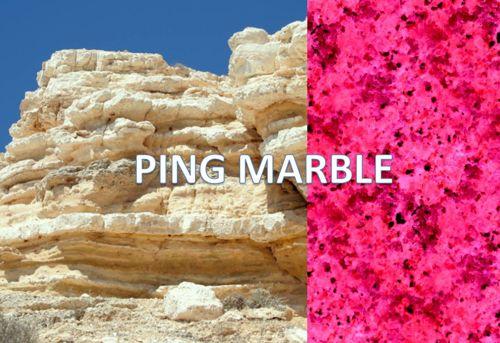 marmer sebagai batuan metamorf non-foliasi