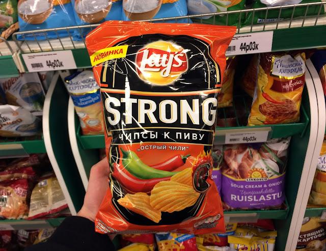 Lay's Strong «Острый Чили», Lays Strong «Острый Чили», Лейс Стронг «Острый Чили», Lay's Strong «Острый Чили» состав цена стоимость пищевая ценность