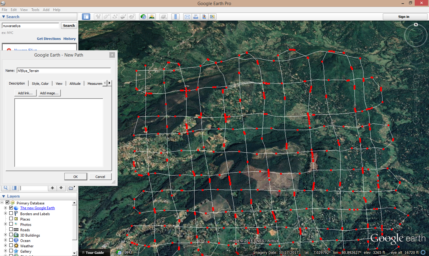 Geograpic Information System for Resource Planing