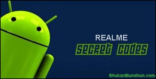Kode Rahasia Realme Semua Tipe Trik Tersembunyi