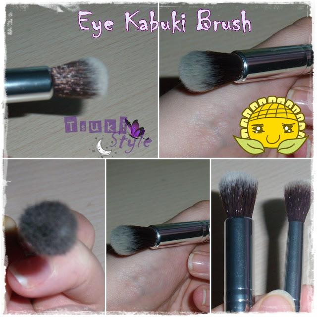 eye kabuki brush
