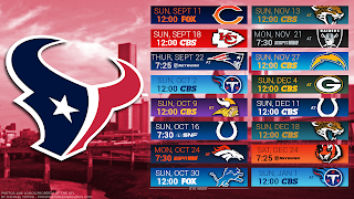 NFL Undefeated Texans Broncos