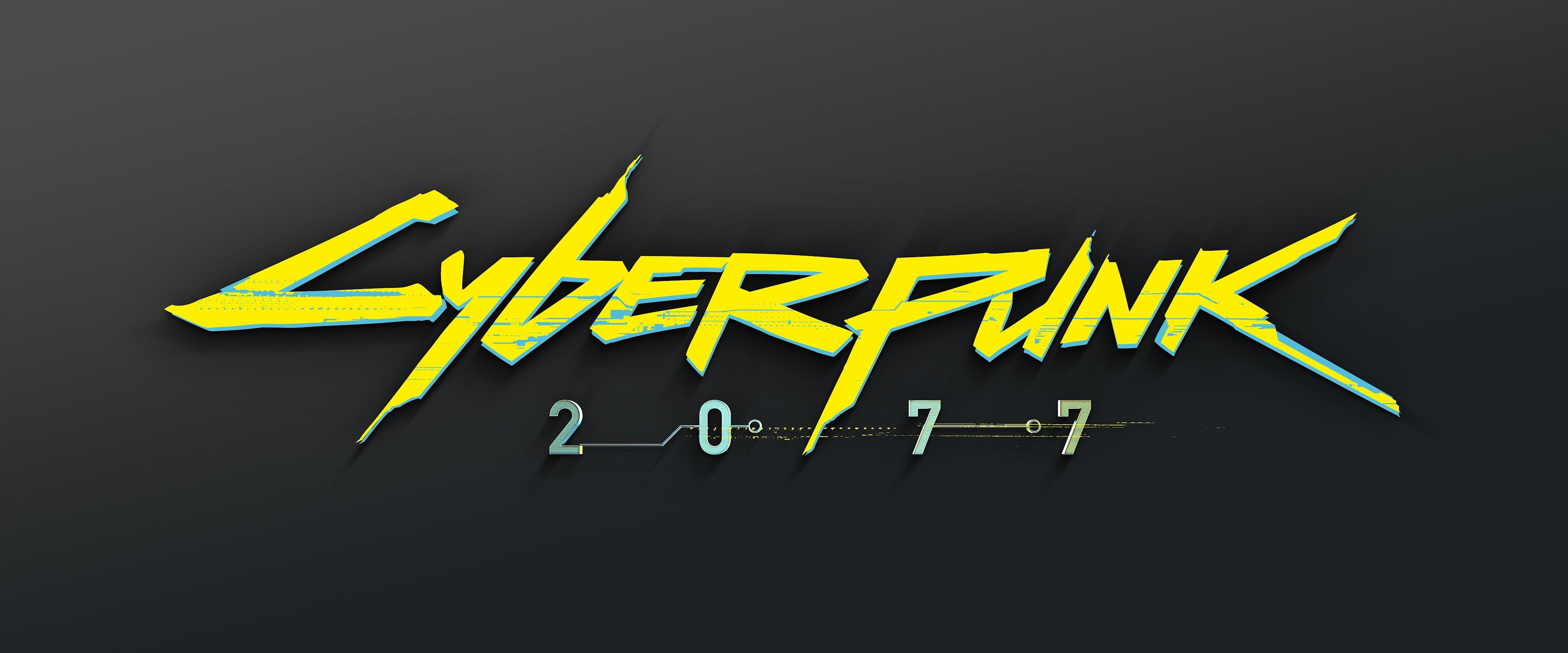 Cyberpunk 2077, Logo, 8K, #35 Wallpaper