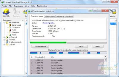Internet Download Manager (IDM) v6.32 Build 5 Final Retail Terbaru Full + Patch Crack - www.redd-soft.com