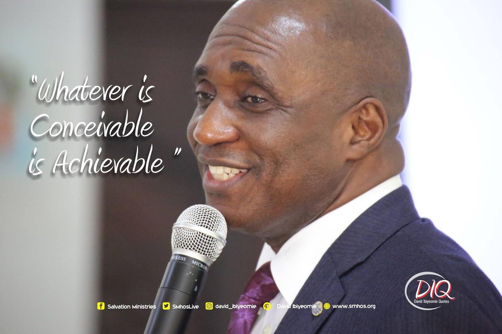 David Ibiyeomie: WISDOM FOR ABUNDANCE - by David Ibiyeomie