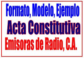 Emisoras de Radio