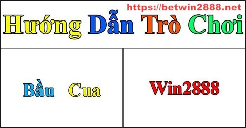 Hướng dẫn cách chơi bầu cua tại Win2888