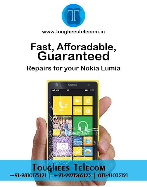Nokia Lumia Repair Center in Delhi
