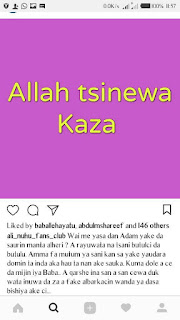 Kannywood: Dalilin Dayasa Jaruma Rahama Sadau Tayiwa Ali Nuhu Zagon Kasa