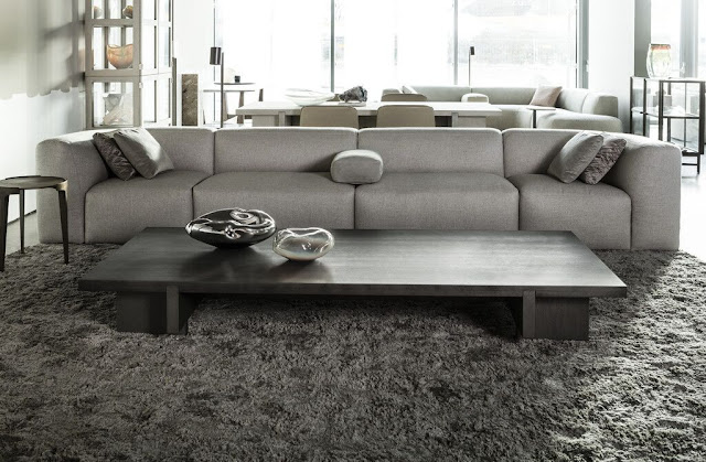 Piet Boon Studio sectional sofa bespoke design