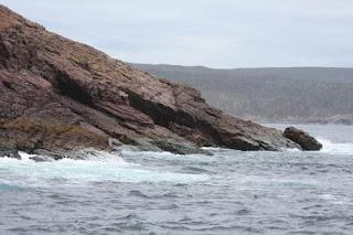 The Cliffs Reach Into The Sea.