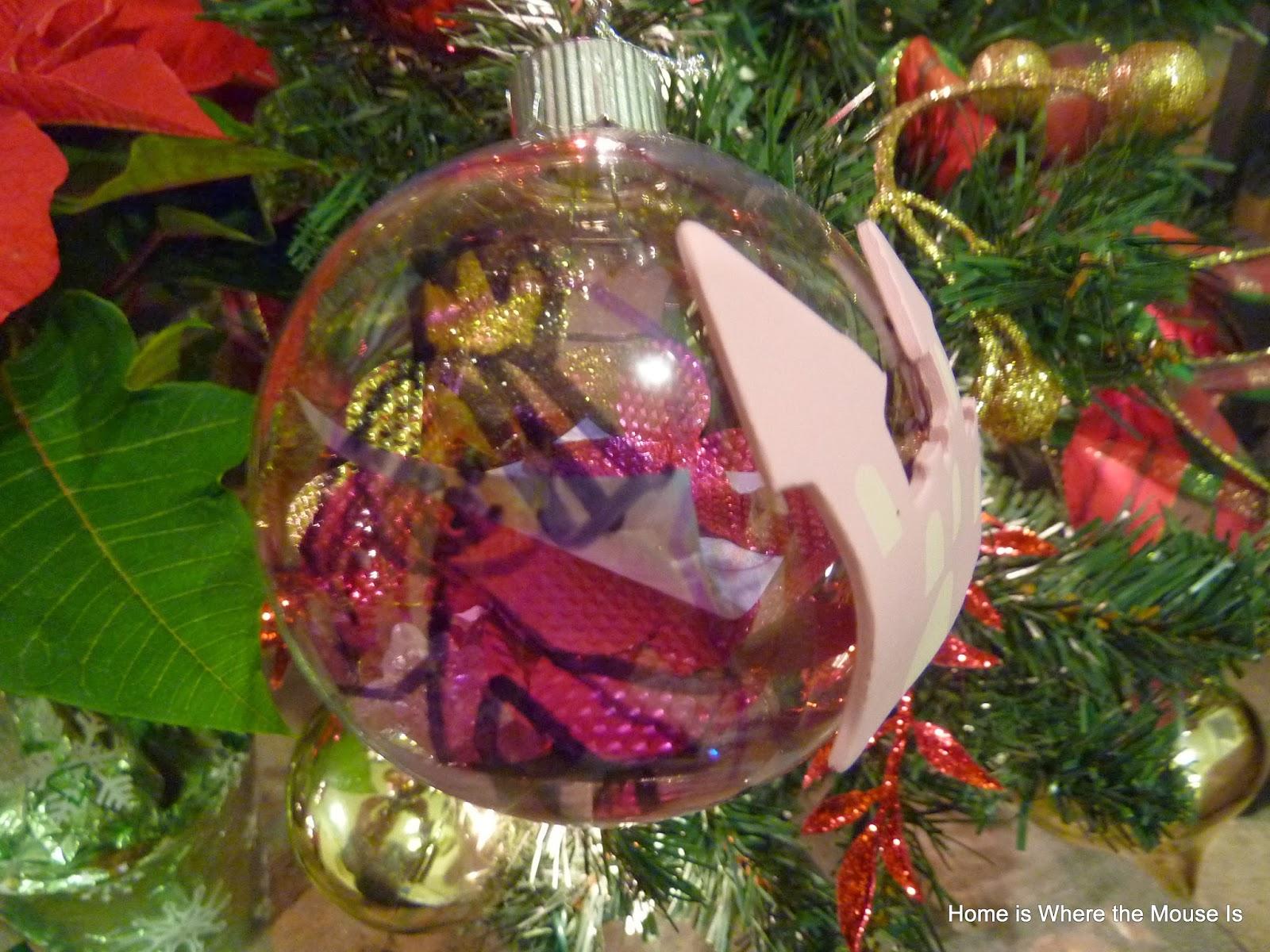 Disney christmas decorations for home - Disney Vacation Memories Christmas Ornaments