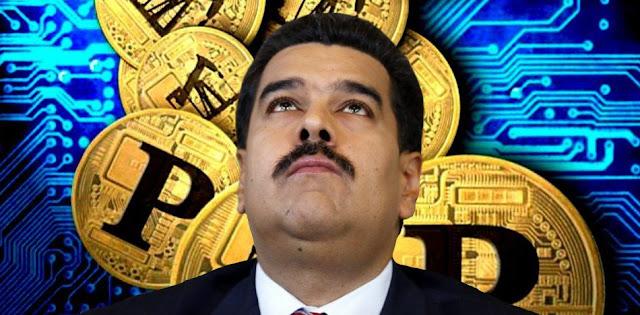 """Venezuela y """"El Petro"""": la gran estafa del régimen de Nicolás Madur"""