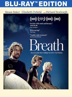 Breath 2017 Blu Ray