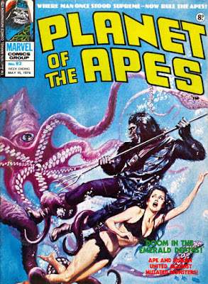 Marvel UK, Planet of the Apes #82