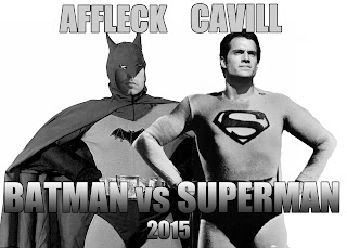 Batman Superman movie Ben Affleck Henry Cavill