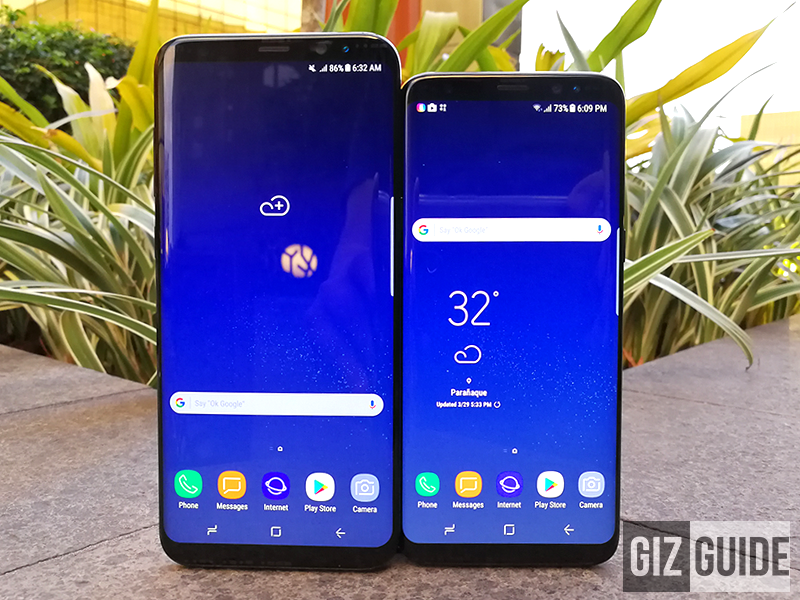Samsung Galaxy S8 / Galaxy S8+ First Impressions