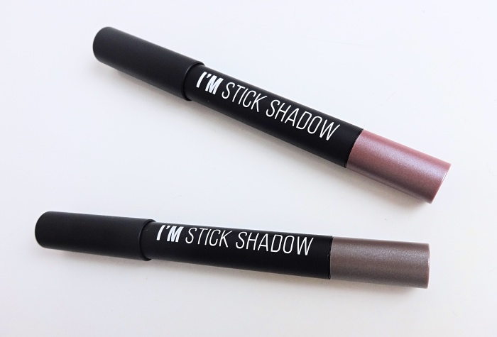MEMEBOX I'm Stick Shadow Spinel, Ash Stone review swatch