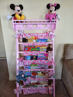 Freckles N Family Repurpose The Girls Old Crib