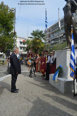 (ΒΙΝΤΕΟ). Ο βουλευτής ΣΥΡΙΖΑ Πιερίας Χάρης Τζαμακλής για την σημερινή Ημέρα Μνήμης της Γενοκτονίας των Ελλήνων της Μικρασίας.