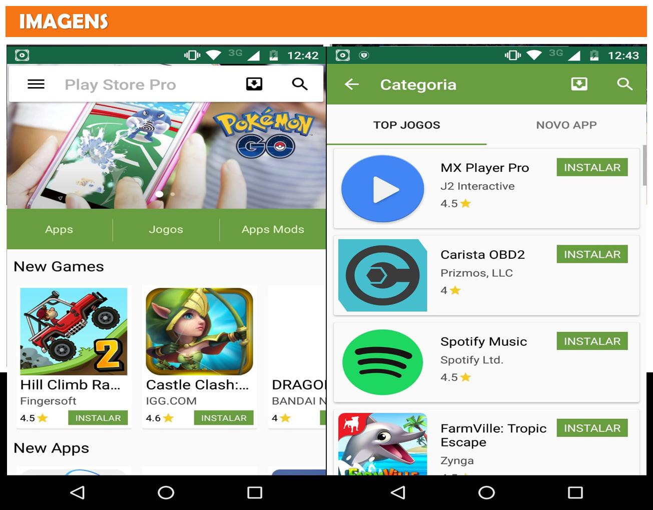 Google Play Store Pro Hack v11.0.9 Download Atualizado 2017 BR ...