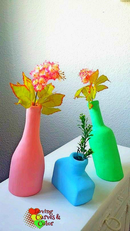 decorando-con-botellas