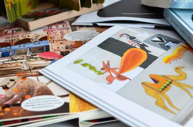 """Ciekawe książki dla dzieci - porcja inspiracji od """"Naszej Księgarni"""""""